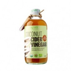 Agrilife Organic Coconut Cider Vinegar 480 ML.
