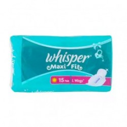 Whispar Maxi Fit 15 Pads