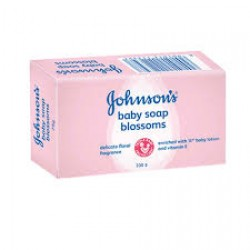 Johnsons Baby  Blossoms Soap 75 mg 110