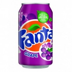 Fanta Grape Can (Imported) 320 ml