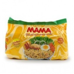 Mama Noodles Chicken Flavor
