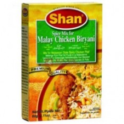 Shan Malaya Spice Mix For Chicken Biriyani 60 gm