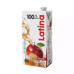 Latin 100%(Apple) Juice 1 ltr.