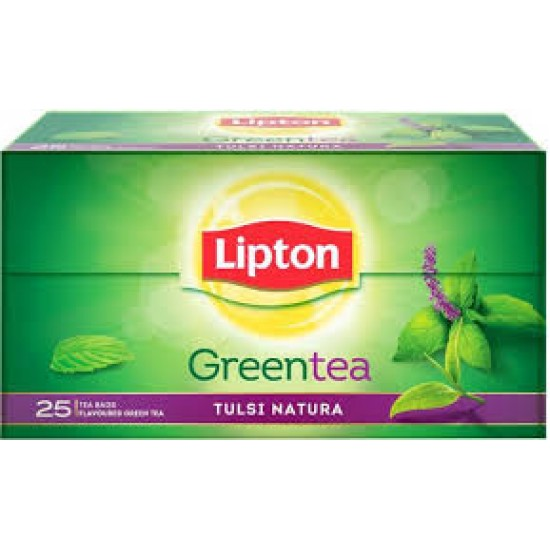 Lipton Green Tea Bag Pure & Light  25 pcs 125 tk