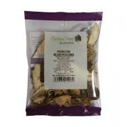 Dried Porcini Mushrooms 40 gm