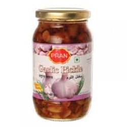 PRAN Garlic Pickle  300 gm 185 tk