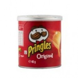 Pringles Potato Chips Original 37 mg