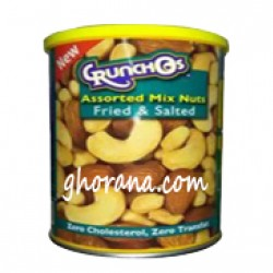 Crunchos Assorted Mix Nuts Tin 350 GM