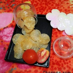 TOMATO FLAVOURED CHIPS 500 GM 240 TK